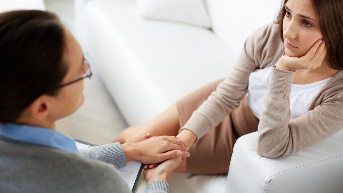 Психолог для помощи в трудных ситуациях