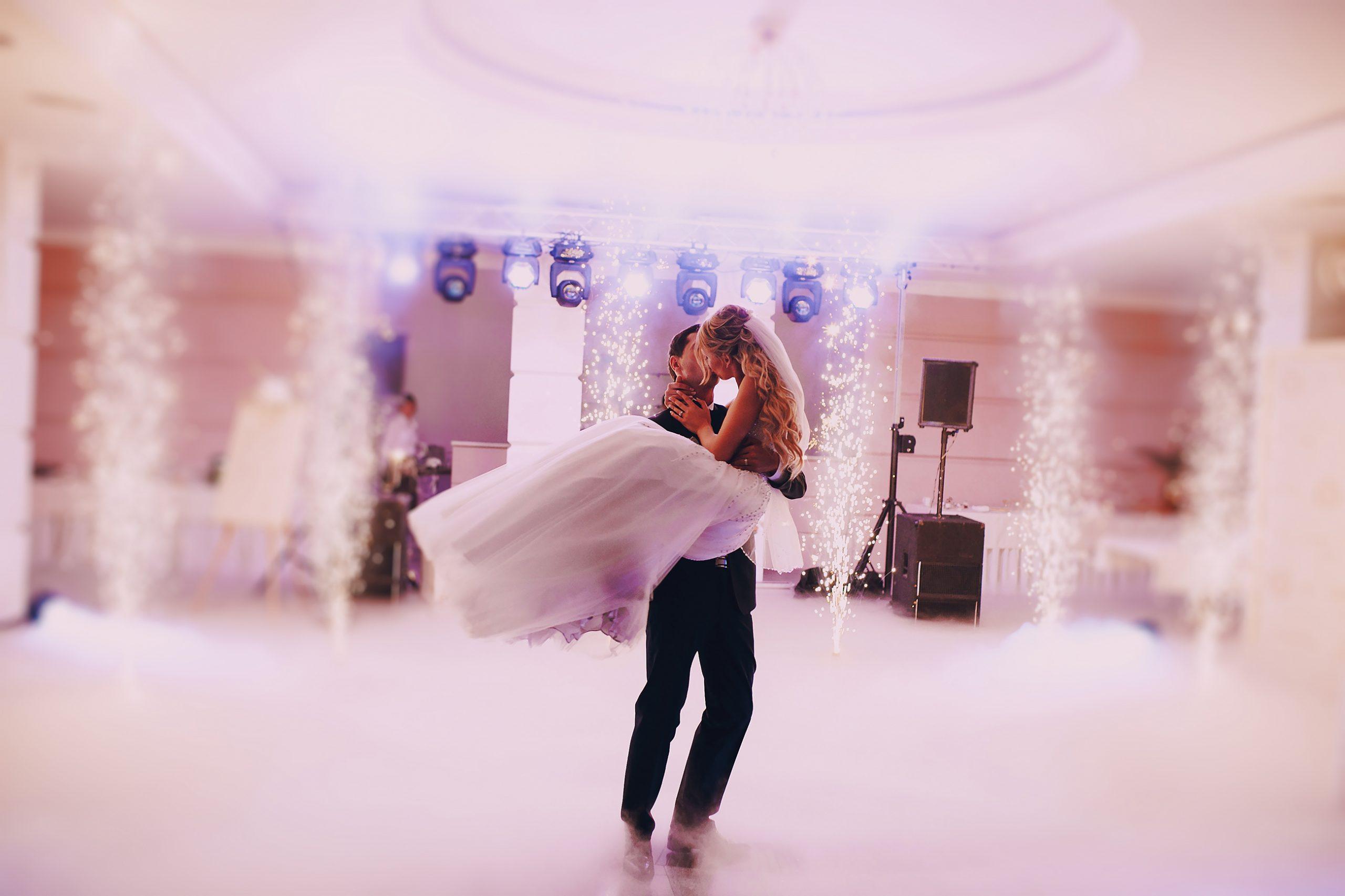 Как сделать свадебный танец элегантным и привлекательным